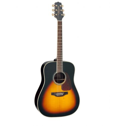 TAKAMINE GD71BSB BROWN SUNBURST