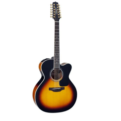 TAKAMINE P6JC-12BSB BROWN SUNBURST