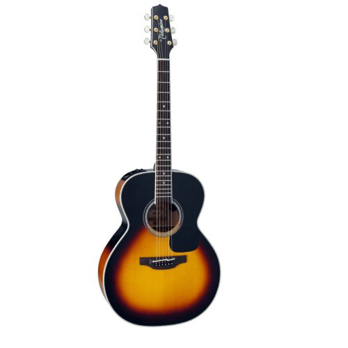 TAKAMINE P6N NEX BROWN SUNBURST