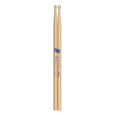 TAMA 5BN - TRADITIONAL SERIES - DRUMSTICK JAPANESE OAK - 15MM - OVAL BEAD NYLON