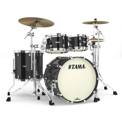TAMA MA42TZS-PBK - STARCLASSIC MAPLE STAGE 22 - PIANO BLACK