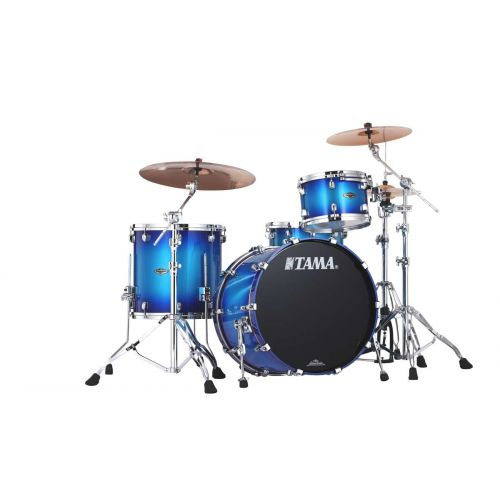 TAMA PS32RZS-TWB - STARCLASSIC PERFORMER B/B 22/12/16 OHNE HARDWARE TWILIGHT BLUE BURST
