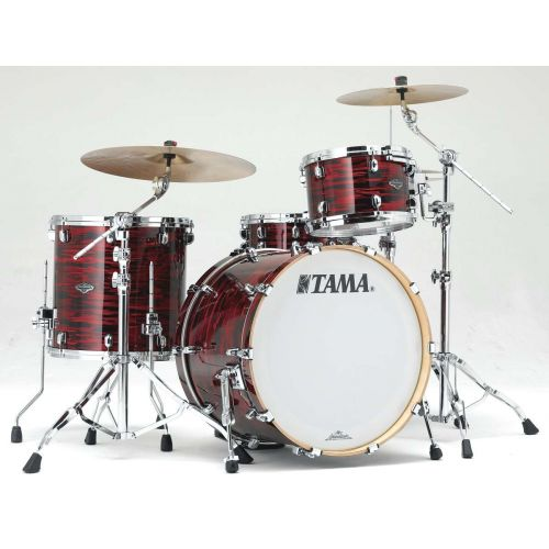 TAMA PR32RZS-ROY - STARCLASSIC PERFORMER B/B 22/12/16 OHNE HARDWARE RED OYSTER