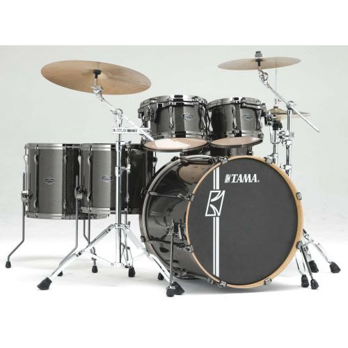 TAMA MK62HZBNS-MGD - SUPERSTAR HYPER-DRIVE MAPLE 22/10/12/14/16 OHNE HARDWARE MIDNIGHT GOLD SPAR