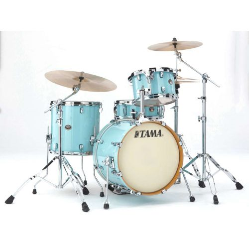 TAMA VP48S-LBL - SILVERSTAR CUSTOM JAZZETTE 18 LIGHT BLUE LACQUER
