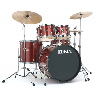 TAMA RM52KH6C-RDS - RHYTHM MATE STAGE 22 RED STREAM