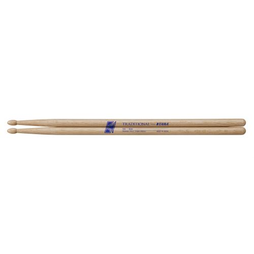 TAMA 7A - TRADITIONAL SERIES - DRUMSTICK JAPANESE OAK - 13MM - SMALL TIP