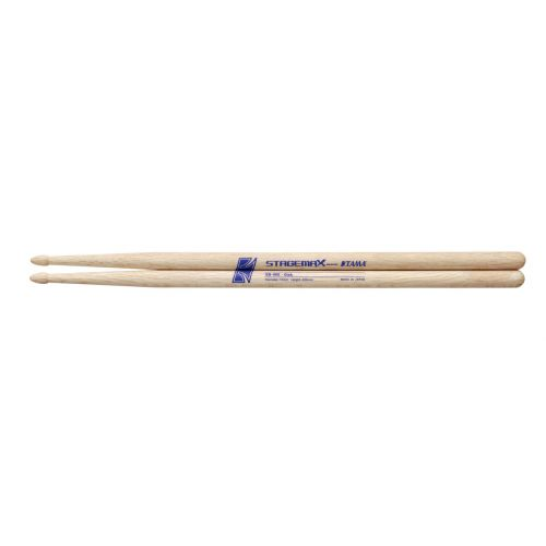TAMA 5B-MS- STAGEMAX - 15MM - DRUMSTICK JAPANESE OAK - OVAL BEAD
