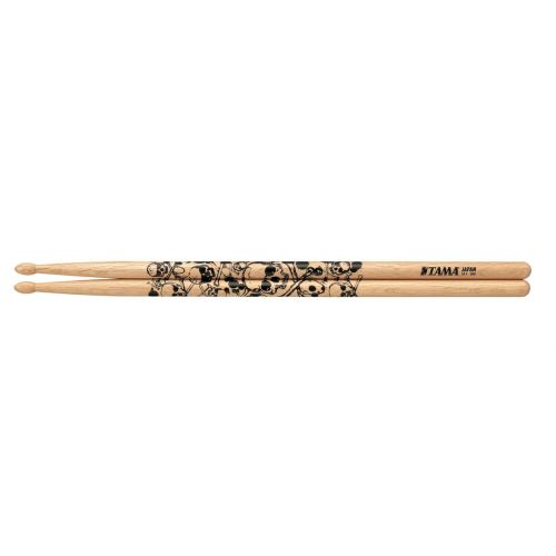TAMA 7A-S - STICK OF DOOM - DRUMSTICK JAPANESE OAK - 13MM - SMALL TIP