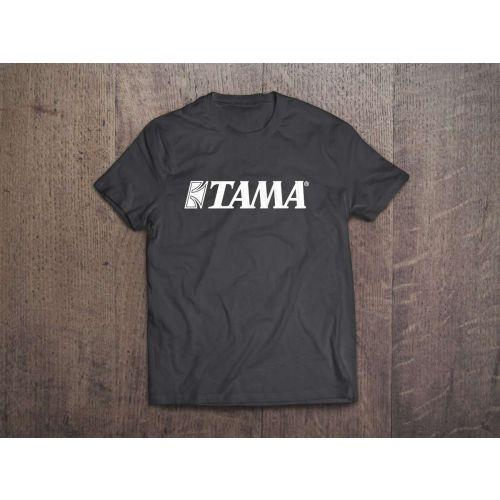 TAMA T-SHIRT TAMA - NOIR - TAILLE M
