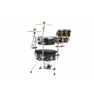 TAMA CJB46C-MGD - COCKTAIL-JAM + MCAX5366 MIDNIGHT GOLD SPARKLE