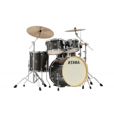 TAMA CK50RS-MGD - SUPERSTAR CLASSIC MAPLE (UNICOLOR WRAP) 20/10/12/14/14X5 MIDNIGHT GOLD SPARKLE