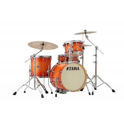 TAMA CL48S-TLB - SUPERSTAR CLASSIC MAPLE 18/12/14/14X5 TANGERINE LACQUER BURST