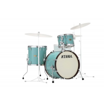 "TAMA S.L.P. FAT SPRUCE FUSION 20"" TURQUOISE"