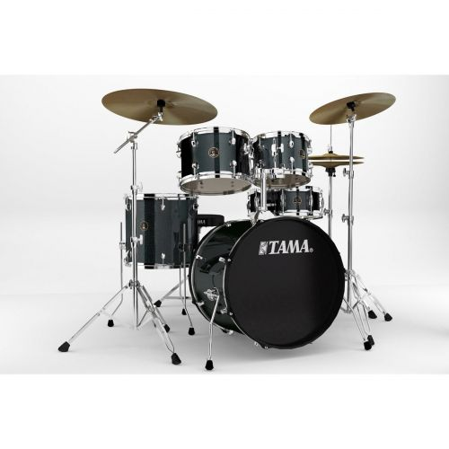 TAMA RM50YH6C-CCM - RHYTHM MATE FUSION 20/10/12/14/14 WITH HARDWARE AND CYMBALS - CHARCOAL MIST