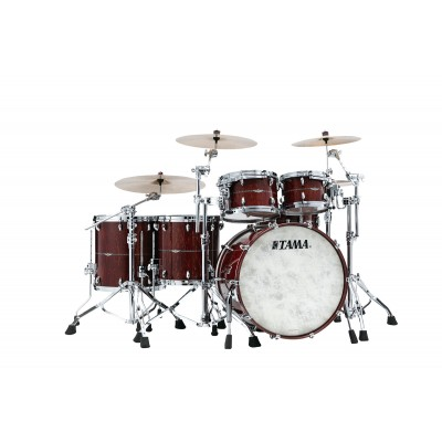 "TAMA STAR MAHOGANY FUSION 22"" NATURAL WATERFALL SAPELE"