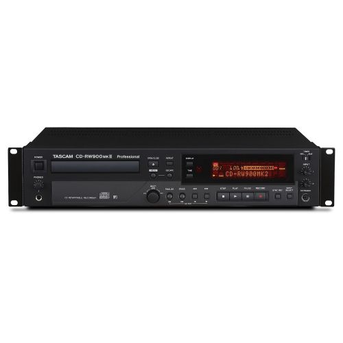TASCAM CD RW900 MK2