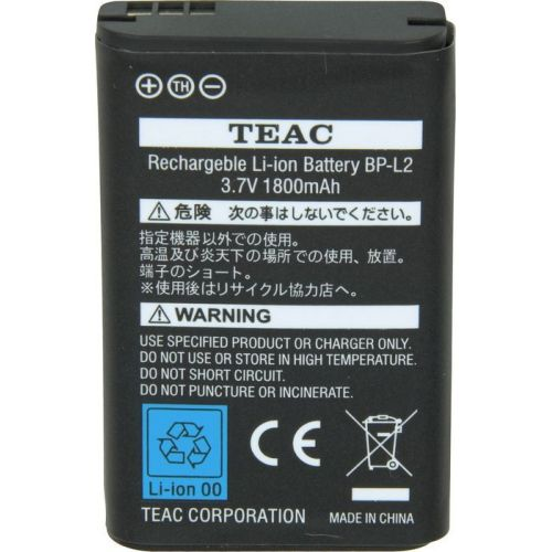 TASCAM BP L2 BATTERY FOR DR-07MKII, DR-100 MK2