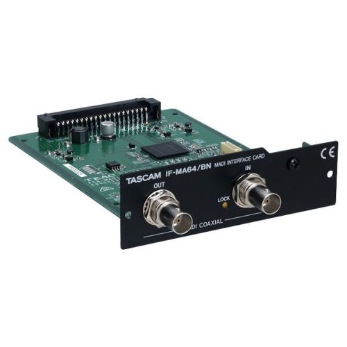 TASCAM IF-MA64/BN - MADI CARD FOR DA-6400/DP