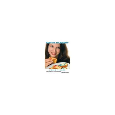 JAZZ STUDIO FISHMAN G. - TASTING HARMONY CONCERT EDITION + CD