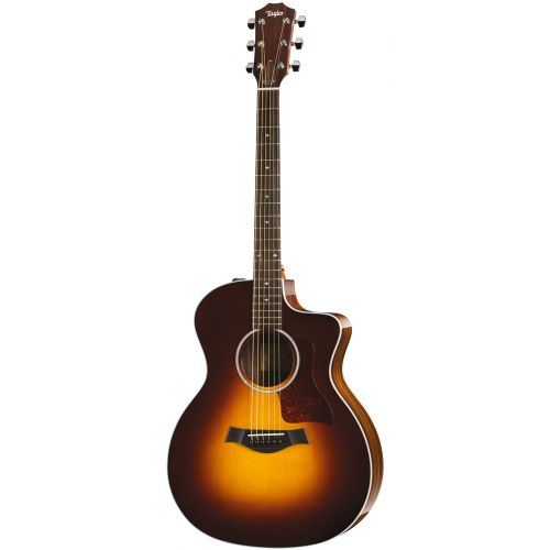 TAYLOR GUITARS 214CE SB DLX GRAND AUDITORIUM SUNBURST