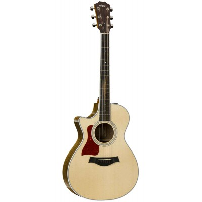 TAYLOR GUITARS LINKSHAENDER 412CE LH GRAND CONCERT CUTAWAY