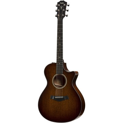 TAYLOR GUITARS 522CE GRAND CONCERT V-CLASS