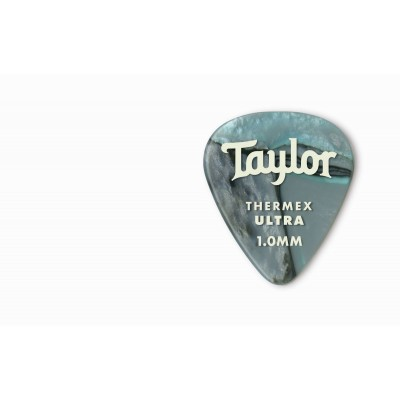 TAYLOR GUITARS PREMIUM 351 THERMEX ULTRA PICKS ABALONE 1.00MM 6-PACK