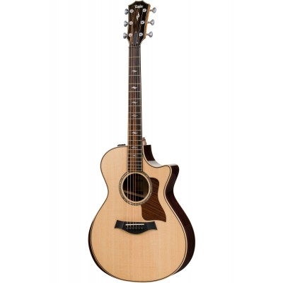 TAYLOR GUITARS 812CE DLX GRAND CONCERT V-CLASS
