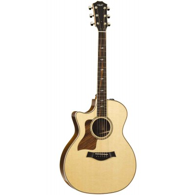 TAYLOR GUITARS LINKSHAENDER 814CE LHGRAND AUDITORIUM CUTAWAY