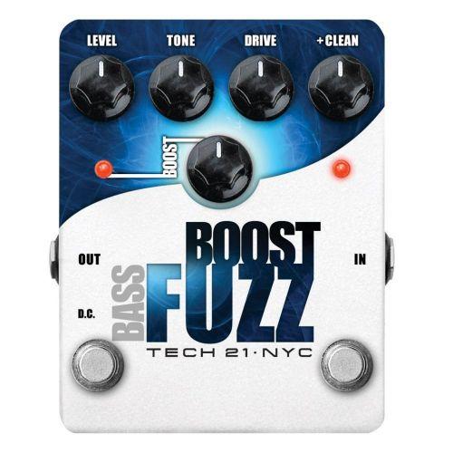 TECH21 BASS BOOST FUZZ