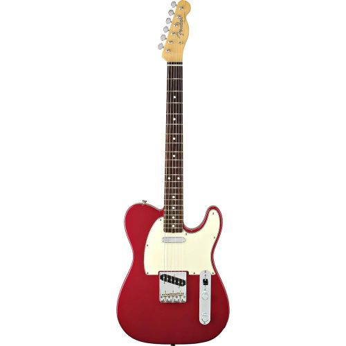 FENDER TELECASTER MEXICAN CLASSIC 60S CANDY APPLE RED