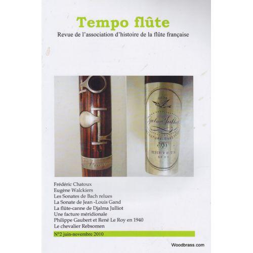 TEMPO FLûTE REVUE - TEMPO FLUTE N 2