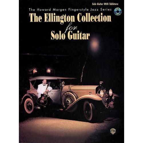 ALFRED PUBLISHING ELLINGTON DUKE - DUKE ELLINGTON COLLECTION + CD - GUITAR