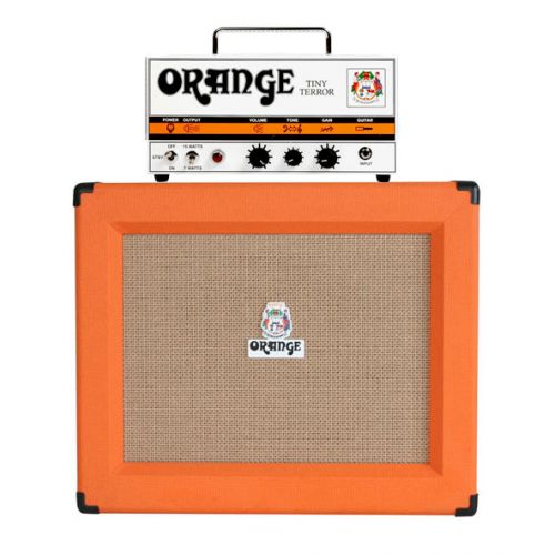 ORANGE TT15 TINY TERROR + PPC112 CABINET + SPEAKER CABLE