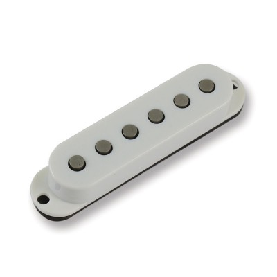 MARCEAU GUITARS SINGLECOIL BRIDGE PICKUP WHITE 60 VINTAGE