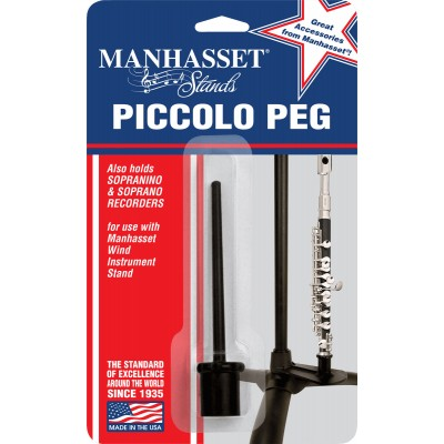 MANHASSET ACCESSORIES MUSIC STAND PICCOLO FLUTE STAND ALONE
