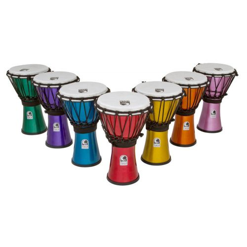 TOCA TFCDJ-7MS - PACK 7 DJEMBE FREESTYLE COLORSOUND 7