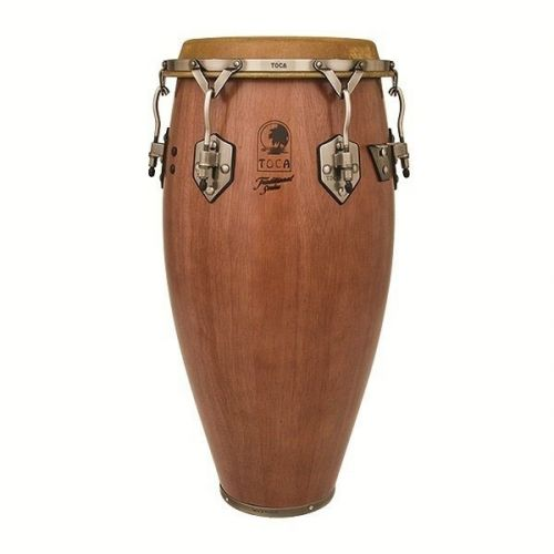 TOCA WOOD CONGA TRADITIONAL SERIES DARK WALNUT 11 3/4'' 3911-3/4D