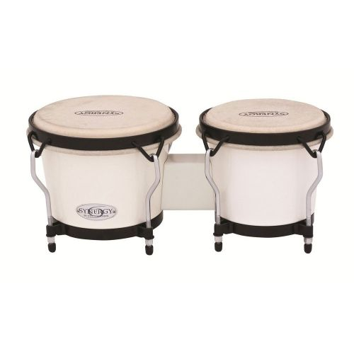 TOCA SYNTH. BONGOS 6'' AND 7'' WHITE 2100SW