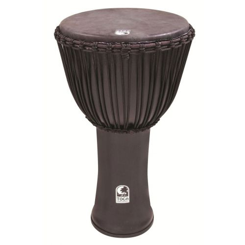 TOCA DJEMBE FREESTYLE ''BLACK MAMBA'' 14'' WITH BAG SFDJ-14BMB