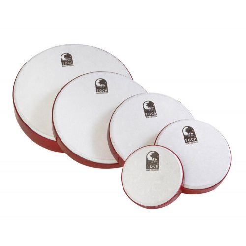 TOCA FRAME DRUM 5-PACK 6''-8''-10''-12''-14'' WITH BAG TFD-5P