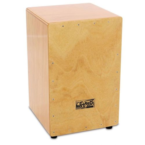 TOCA WOOD CAJON-NATURAL PLAYER´S SERIES TCAJ-PN