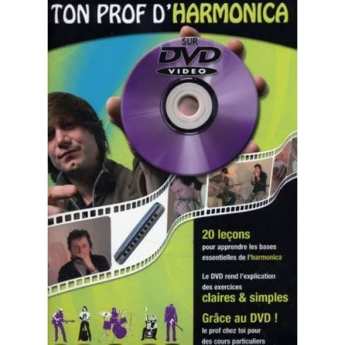 coup de pouce roux julien dupeu christophe ton prof harmonica dvd. Black Bedroom Furniture Sets. Home Design Ideas