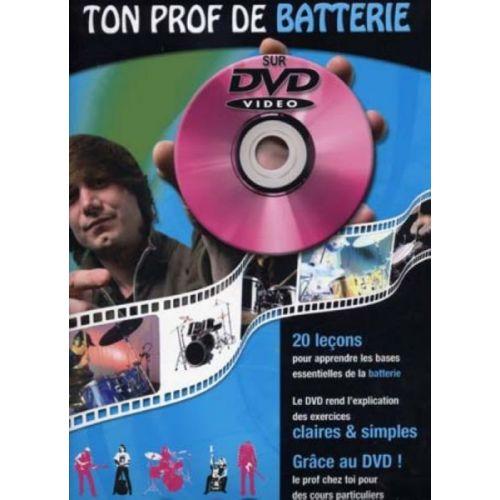 COUP DE POUCE ROUX JULIEN/BIELLO SILVIO - TON PROF DE BATTERIE + DVD