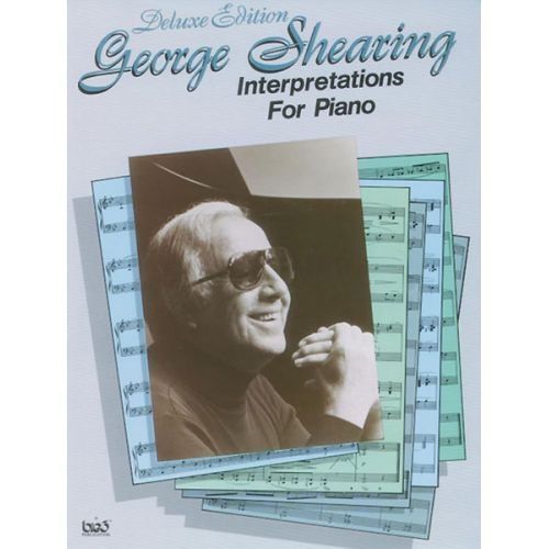 ALFRED PUBLISHING SHEARING GEORGE - INTERPRETATIONS - PIANO