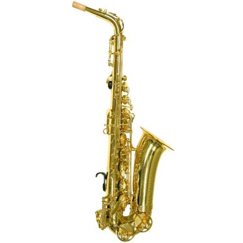 TREVOR J. JAMES ALPHA SAX