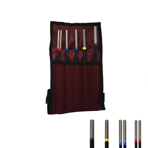 GROVER PRO PERCUSSION TB-TD - DELUX TUBULAR TRIANGLE BEATER SET (X6)