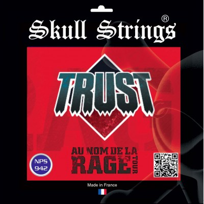 SKULL STRINGS TRUST RAGE TOUR 2016