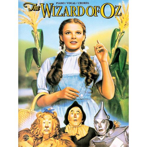 ALFRED PUBLISHING HARBURG EY AND ARLEN H - WIZARD OF OZ - VOICE